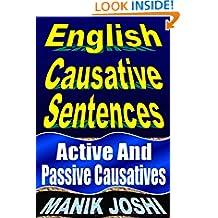 English Causative Sentences: Active and Passive Causatives (English Daily Use Book 6)