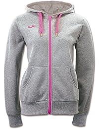 Joma Invictus - Sudadera para mujer, color gris, talla XL