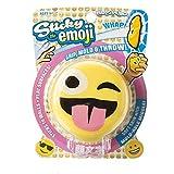 Sticky Poo emoji, geel