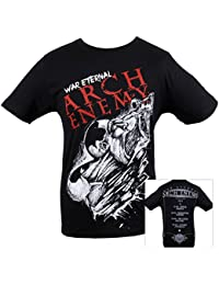 Arch Enemy, T-Shirt, Scream Finland Tour 2014