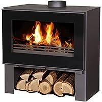 Eficiencia Energética A Diseño de chimenea Horno Victoria Omega con XXL de ...