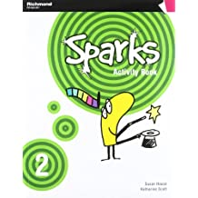 Sparks, 2 Educación PriMaría. Activity book - 9788466819626