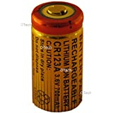 Batterie compatible pour FUJI RCR-123A