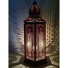 Orientalische Indische Marokko Eisenlampe Yagmur