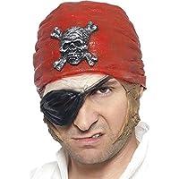 Maschera/Cappello Pirata Morbida