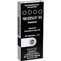 NIGERSAN D 5 Tabletten 20 St preisvergleich bei billige-tabletten.eu