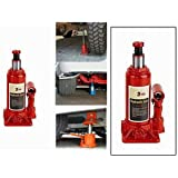 True Vision 3 Ton Car Hydraulic Bottle Shape Jack For Maruti Baleno Altura(All Year Model)