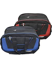 Duffel Bag For Travel Luggage Storage With Adjustable Strap Pack Of 1 -Assorted Color