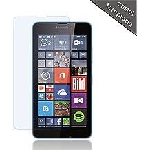"""Microsoft Lumia 640 4G LTE (5"""" Pulgadas) nokia Protector de pantalla de cristal vidrio templado Ultra Resistente a Golpes y Rayado - Envio por mensajeria URGENTE"""