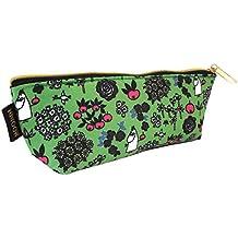 Moomin trucco della penna caso/Summer Doodle Green MMAP2359R