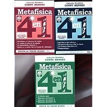 Metafísica 4 en 1 vol. 1, 2 y 3