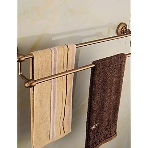 RangYR*minimalista in acciaio inossidabile Portasalviette con barre di