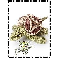 PUZZLE BALL MONTESSORI TORTUGA GANCHILLO AMIGURUMI PERSONALIZABLE (Bebé, crochet, ganchillo, muñeco,