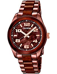 CALYPSO Damen-Uhr - Trend - Analog - Quarz - Kunststoff - UK5648/8