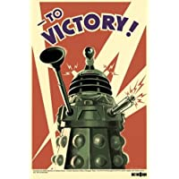 Pyramid International - Doctor Who Poster Pack Dalek To Victory 61 x 91 cm (5)