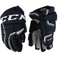 CCM Quicklite Hockey gloves SR - 13 - Red/White