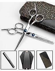 8 PCs Friseurschere,Schere Haare,Haarschere,Haarschneideschere,Frisörschere Set