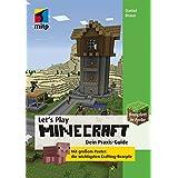 Let's Play Minecraft: Dein Praxis-Guide - Mit großem Poster in DIN A2 der wichtigsten Crafting-Rezepte