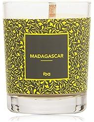 Iba - Madagascar - Vela enriquecida con cera vegetal - 40 horas