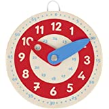 Goki 58485 Klok, Leer de tijd te vertellen, Gemengd