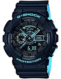 Casio G-Shock – Herren-Armbanduhr mit Analog/Digital-Display und Resin-Armband – GA-110LN-1AER