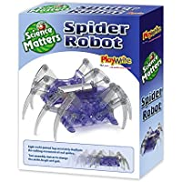 Spider Robot Science Kit, Build it And Play With it