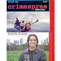 Crimespree Magazine #3 and 4 (English