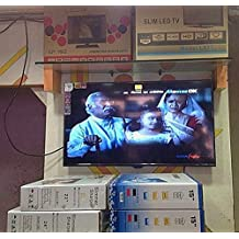 VU 32D6475 80cm (32 inches) HD Ready Premium WiFi Smart LED TV (Black) Television