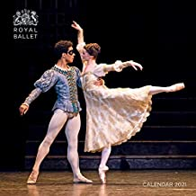 The Royal Ballet Wall Calendar 2021 (Art Calendar): Original Flame Tree Publishing-Kalender [Kalender]