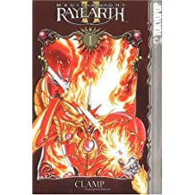Magic Knight Rayearth II, Vol. 1 by Clamp (2004-02-10)
