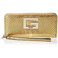 جس محفظة بسحاب للنساء ، ذهبي ، MP758046