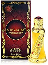 Nabeel Perfumes Nasaem Concentrated Oil Perfume For Unisex - 15 ml