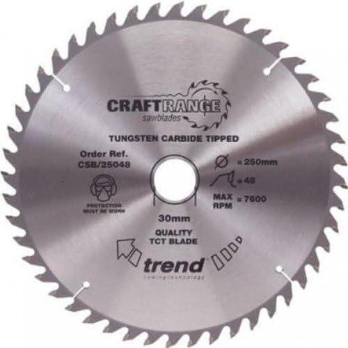 Trend Trend Trend CSB 23524 CSB 23524 Craft Saw Blade 235 mm x 24T x 30 mm 1 argentoo | Bel design  | Lasciare Che I Nostri Beni Vanno Al Mondo  | Aspetto Gradevole  72fe62