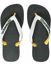 ad97d8669f954c Amazon.co.uk  Green - Flip Flops   Thongs   Men s Shoes  Shoes   Bags