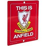 Liverpool F.C. Window Sign SQ