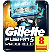 Gillette Fusion5 ProShield Rasierklingen, 8 Stück, Briefkastenfähige Verpackung
