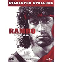 Sylvester Stallone - Rambo - La trilogia