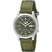 Seiko SNK805K2 - Reloj  (verde)