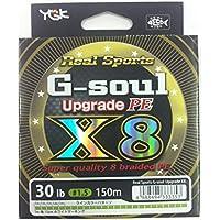 YGK P.E Line G-Soul X8 Upgrade 150m P.E 1.5 , 30lb (3353)