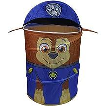 Paw Patrol–Chase 3d Pop-up cesto de la ropa sucia caja de juguete y de almacenamiento de los niños dormitorio