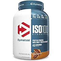 Dymatize ISO 100 - Chocolate Peanut Butter - 3 lbs