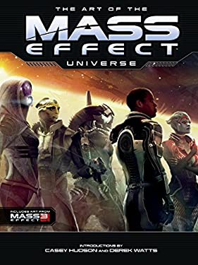 The Art of The Mass Effect Universe (English Edition)