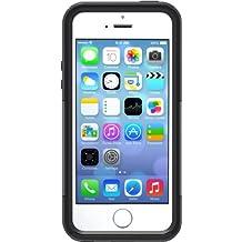 "OtterBox Commuter 4"" Funda Negro - Fundas para teléfonos móviles (Funda, Apple, iPhone 5/5S, 10,2 cm (4""), Negro)"
