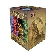 Inheritance Cycle 4-Book Trade Paperback Boxed Set (Eragon, Eldest, Brisingr, in
