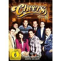 Cheers - Die komlette achte Season