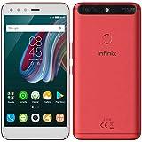 Infinix Zero 5 64GB ROM, 6GB RAM 12+13MP 16MP, 4G Volte, RED Color, Open Box