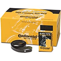 Continental Felgenband Easy Tape Hockdruck-Felgenband 15 Bar - Cinta cubre-llanta para bicicletas (bicicleta de carreras), color negro, talla 16-622