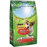 Friskies Mini Menu Alimento para Perro,s Seco, Con Buey - 1,5 Kg