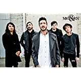 GB eye of Mice and Men Band Maxi Poster, Multi-Colour