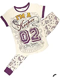 Ladies 100% Official Merchandise 100% Cotton Short Sleeved Round Neck 2 Piece PJ Pyjama Set, Various Cartoon Characters